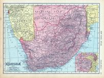 Page 119 - Union of South Africa, World Atlas 1911c from Minnesota State and County Survey Atlas